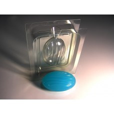 """3D форма для мыла """"Овал - Гармония"""""""