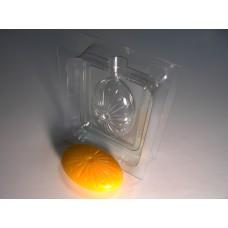 """3D форма для мыла """"Овал Сияние"""""""