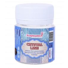Актив для увеличения прозрачности мыльной основы Crystal Line, 50 г