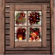 Ароматическое масло Рождественский Салон (Christmas Cabin), 10 мл