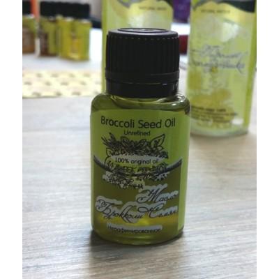 Брокколи семян масло нераф. (органик) 20 мл