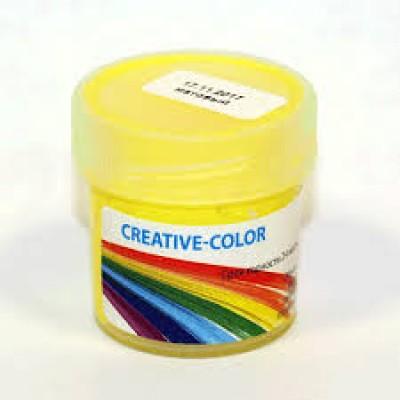 Концентрированный краситель для мыла Creative Color Канареечный