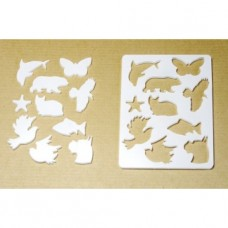 Декор-набор для мыла Животные