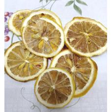 Кольца Лимона, Апельсина сушеные (6-7 шт)