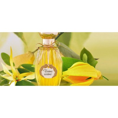 Натуральное Эфирное масло Иланг-Иланг, 10 мл
