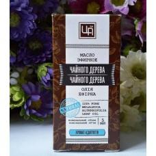 Эфирное масло Чайного Дерева, 5 мл (Царство Ароматов)
