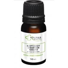Эфирное масло Бергамота, 10 мл (Helper)