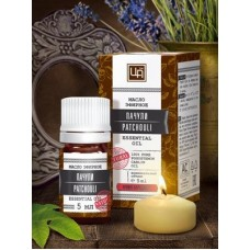 Эфирное масло Пачули, 5 мл (Царство ароматов)