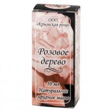 Эфирное масло Розовое Дерево, 10 мл (Крымская Роза)
