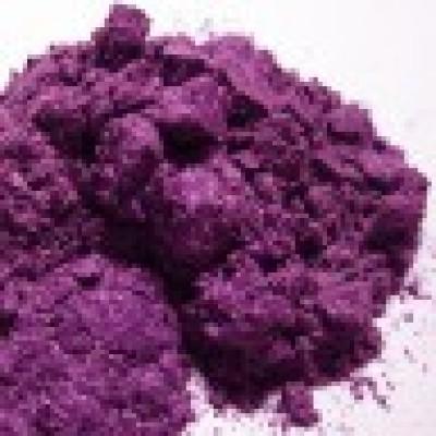 Фиолетовый, перламутр сухой, 5 г