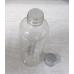 Флакон ПЭТ с алюминиевой крышкой для жидкостей и масла, 100 мл