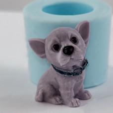"""Дизайнерская форма """"Маленькая собака"""""""