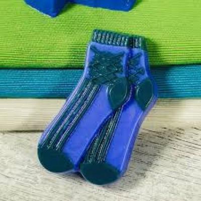 Пластиковая форма Носки мужские