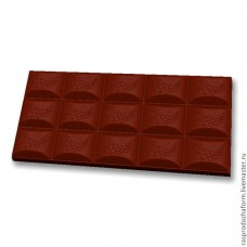 "Форма для шоколада ""Воздушный шоколад"""
