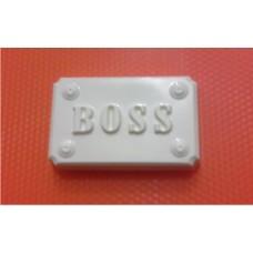 Пластиковая форма Босс 1
