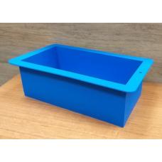"""Силиконовая форма БРУС для мыла """"под нарезку"""" на 1 кг"""