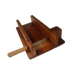 Гильотина для нарезки мыла (деревянная)