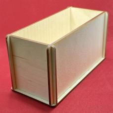 """Каркас для силиконовой формы """"Высокий прямоугольник под нарезку"""