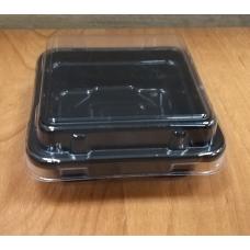 Контейнер для печенья квадратный 7,5 х 7,5 см