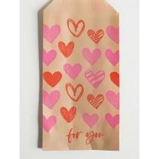 Конверт бумажный для сладостей For You 8х16