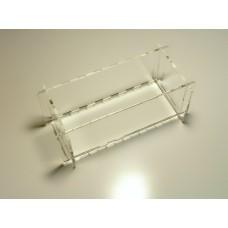 Короб для брускового мыла на 1 кг (пластмассовый)