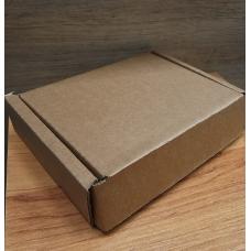 Коробка самосборная N-64 бурая 170х130х40 мм