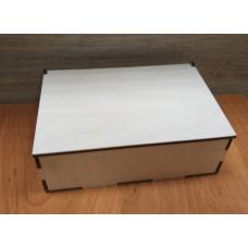 Коробка деревянная 15х10 см