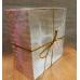 """Коробка квадратная """"Для Тебя"""" с прозрачной крышкой, 16х16 см"""