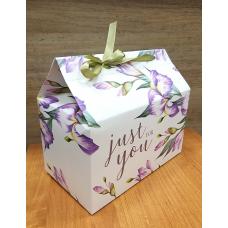 Коробка подарочная В гости 18х14х10 см