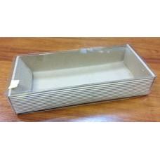 Коробка из гофрокартона 24х11 см