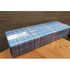Коробка картонная с принтом Кому-то очень хорошему 30х10 см