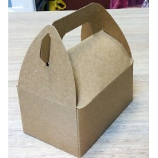Коробка для подарка Крафт 8 х 12 см