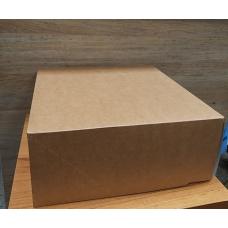 Коробка большая квадратная 25,5х25,5 см