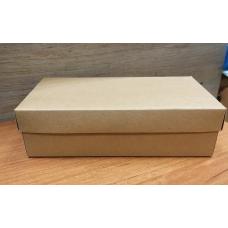 Коробочка Крафт без окошка 20х10х5,5 см
