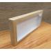 Коробка под плитку шоколада Крафт 17, 1х 8 х1,4 см