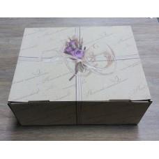Коробка подарочная большая Natural Cosmetics