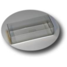 Коробка пластик ПП1-017 14 см х 6 см х 4 см