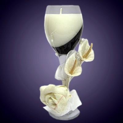 Краситель для гелевой свечи Молочный, 10 г