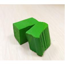 Краситель жирорастворимый для парафина и воска Травянисто-зеленый, 20 г
