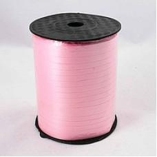 Лента простая полипропилен Розовая, 1 метр