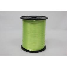 Лента полипропиленовая Салатовая (ярко-зеленый), 1 метр