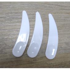 Лопаточка для крема пластик, 1 шт
