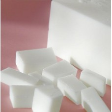 Мыльная основа Твердый Стандарт Белая 1 кг (Выдумщики)