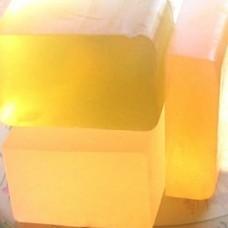 Мыльная основа Crystal CCA - Carrot, Cucumber, Aloe Vera (Англия), 500 г