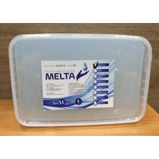 Мыльная основа Прозрачная Melta, 1 кг (контейнер)