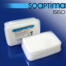 Мыльная основа  Soaptima белая ББО 1 кг