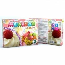 Набор для изготовления мыла Конфетки-бараночки (3+)