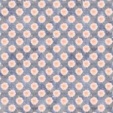 Листовая наклейка формат А4 неделенная Цветы