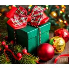 """Отдушка для мыла """"Новогодний подарок"""", 10 мл"""