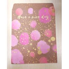 Конверт бумажный для сладостей 13х16 см Nice Day